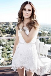 Leighton Meester - Nelly Shop Photoshoot 2013