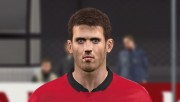 Michael Carrick Face by Zimon