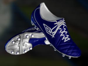 Download Umbro Speciali 4 Pro Football Boots Blue/White by SCP4EVA