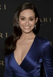 Emmy Rossum - Decades of Glamour event in West Hollywood 2/25/14