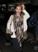 Annalynne McCord - At LAX Airport 2/26/14