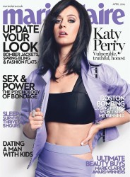 Katy Perry - Marie Claire (UK) - April 2014