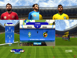 4d9cdd311316946 Scoreboards FIFA 14 By Alireza CR7