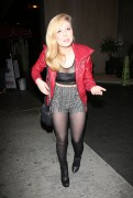 Jennette McCurdy - Out at Bootsy Bellows  - 03/01/14