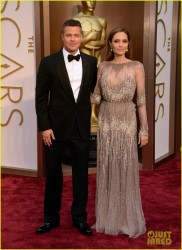 Angelina Jolie -  86th Annual Academy Awards 3/2/14