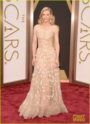 Cate Blanchett - 86th Annual Academy Awards 3/2/14