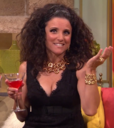 Julia Louis-Dreyfus - Cleavage - Women of SNL - Along with Tina Fey, Maya Rudolph and others - HD Video