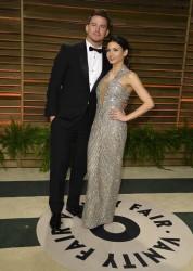 Jenna Dewan-Tatum - 2014 Vanity Fair Oscar Party in West Hollywood 3/2/14