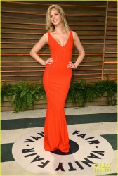 Erin Heatherton - 2014 Vanity Fair Oscar Party in West Hollywood 3/2/14