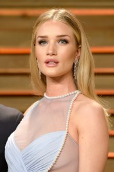 Rosie Huntington-Whiteley - 2014 Vanity Fair Oscar Party in West Hollywood 3/2/14