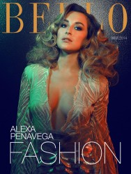 Alexa Vega - Bello magazine March 2014