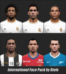 Download Internacional FacePack by Stels