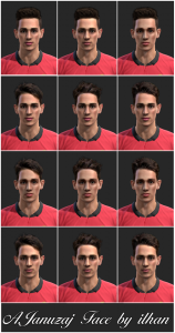 Download Adnan Januzaj Facepack by ilhan