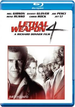 Lethal Weapon 4 1998 m720p BluRay x264-BiRD