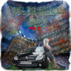 Download PES 2013 Total Balls Collection By danyy77