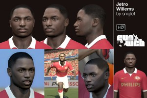 Download Jetro Willems Final Face by sniglet
