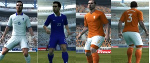 Download Pes 2013 Greece and Netherlands kits by argy