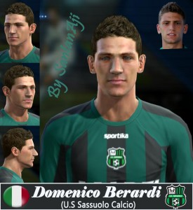 Download Domenico Berardi By santanAji