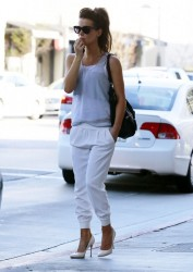 Kate Beckinsale - Leaving a spa in Brentwood 3/8/14