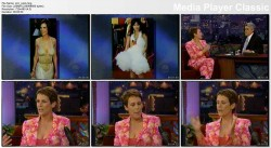 JAMIE LEE CURTIS - leno interview (vhs)