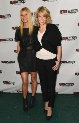 Gwyneth Paltrow & Chelsea Handler - 'Live Talks Los Angeles Presents An Evening With Chelsea Handler in Glendale 3/11/14