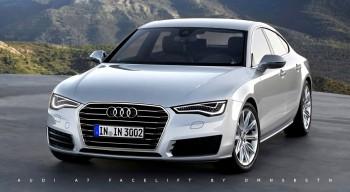 2014 - [Audi] A7 & S7 Sportback Restylée - Page 2 63180d314088432