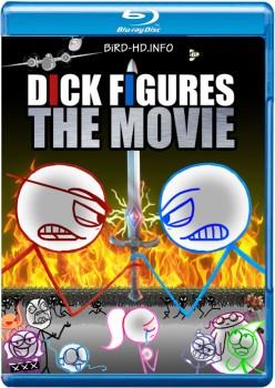 Dick Figures: The Movie 2013 m720p BluRay x264-BiRD