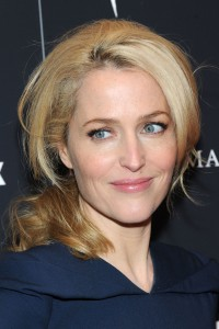 Gillian Anderson, Nymphomaniac: Volume I' Screening in NYC 3/13