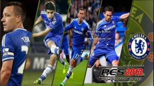 Download PES 2013 Grapich FIFA 14 (Chelsea FC)