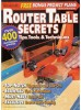 Woodsmith, Router Table Secrets