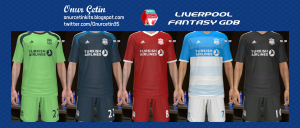 Download Liverpool Fantasy Kits by Onur Çetin