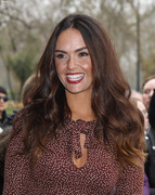 Jennifer Metcalfe - TRIC Awards, aka Television and Radio Industries Club Awards, London, 11-Mar-14