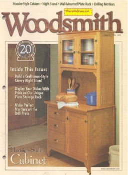 Woodsmith Issue 124