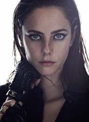 Kaya Scodelario - Marie Claire UK April 2014