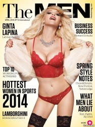The Man USA | Issue 12 | April 2014 |  Ginta Lapina
