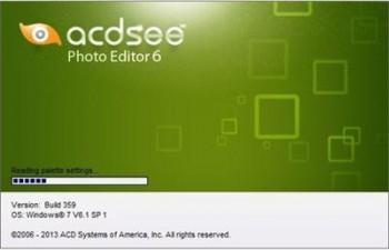 ACDSee Photo Editor 6.0.359