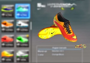 Download PES 2013 HyperVenum Colorway WC 2014 & Adidas Adizero New Colorway Boots by mC