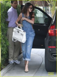 Selena Gomez - At the Sunset Tower Hotel in West Hollywood 3/22/14