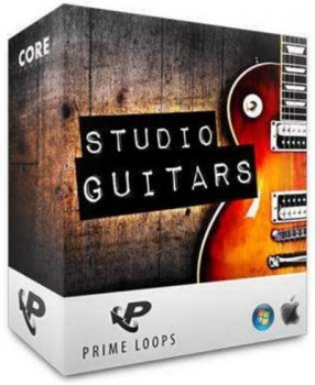 Prime Loops Studio Guitars Reason REFiLL-SONiTUS