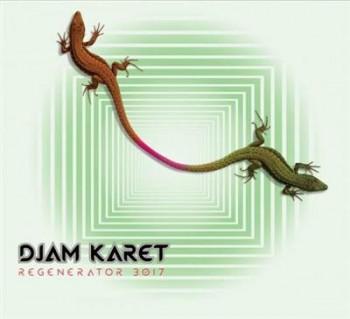 Djam Karet - Regenerator 3017 (2014)