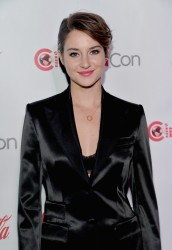 Shailene Woodley - 2014 CinemaCon Big Screen Achievement Awards in Las Vegas 3/27/14