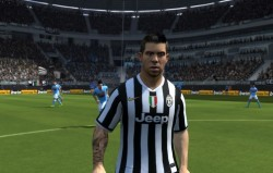 FIFA 14 Tévez New Face V2 by gianpiero99