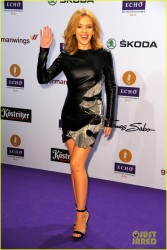 Kylie Minogue - 2014 Echo Music Awards in Berlin 3/27/14