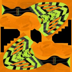 FIFA14 Adidas f50 Crazylighte 'Bale boots' by Blancos7