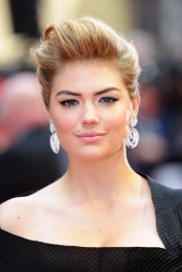 Kate Upton ~ The Other Woman premiere, London, Apr 2 14