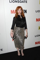 "Christina Hendricks - ""Mad Men"" Season 7 Premiere in Hollywood 4/2/14"