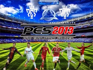 Download PES2013 ALL-STAR Start Screen By Muhammad Yudi