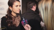 'The Ripple Effect' Event - Hollywire TV Interview 41cc66318763449