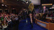 Lady GaGa @ Late Show with David Letterman | April 2 2014