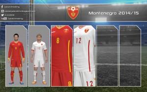 Download PES 2014 Montenegro 2014-15 GDB by Nemanja